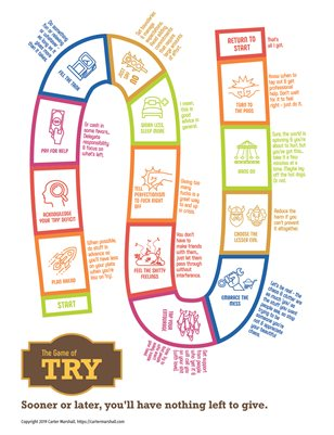 The Game of Try Handout