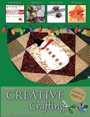 Creative Crafting December 2011