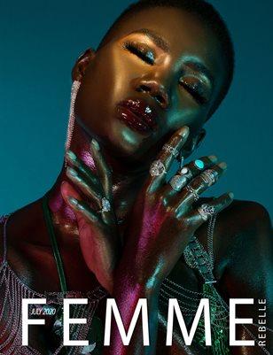 Femme Rebelle Magazine July 2020 - Regular Issue