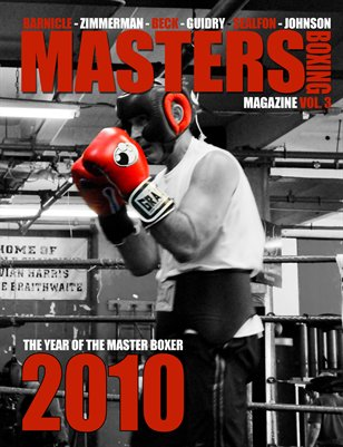 THE YEAR OF THE MASTER BOXER