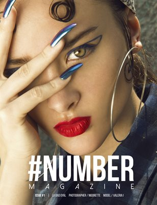 NUMBER MAGAZINE Issue #1 Open Theme