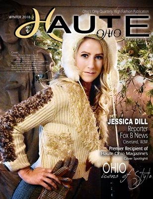 Haute Ohio Magazine -Winter 2018 - Issue 9
