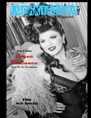 Film Noir - Rogue Radiance Cover