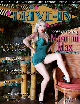 Drive-In Magazine Issue 1