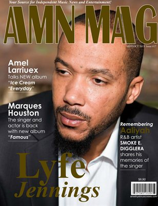AMN MAG, Issue #17