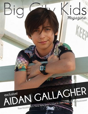 Big City Kids Magazine | March Fresh Face