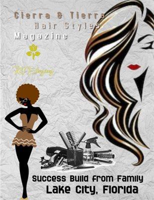 Cierra & Tierra Hair Magazine