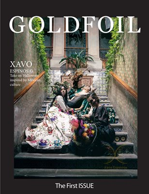 GoldFoil Magazine - 01 - October Issue