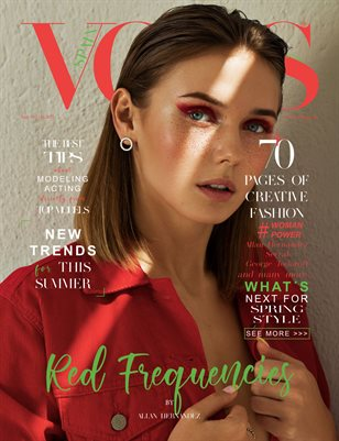 VOUS Magazine | The May Fashion & Beauty Edition | Vol.2 | 2021
