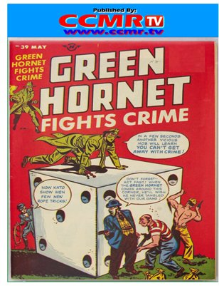 The Green Hornet in The Men Behind The Masks