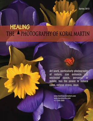 The Healing Fine Art Photography of Koral Martin, Spring 2013