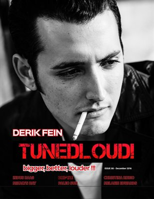 TunedLoud Magazine December 2016