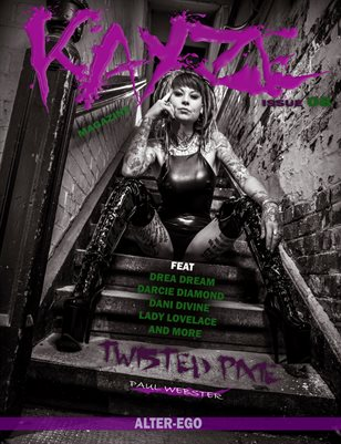 KAYZE MAGAZINE ISSUE 8 (TWISTED PIXIE)
