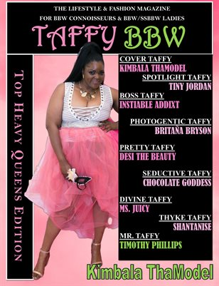 TAFFY BBW - Top Heavy Queens - May 2020 Issue