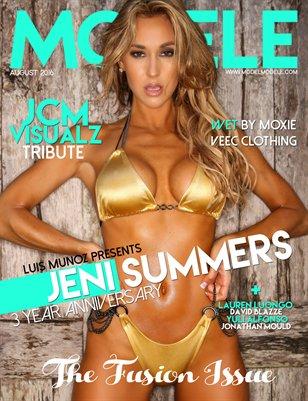 Model Modele Magazine - The Fusion Issue - Jeni - Andreea