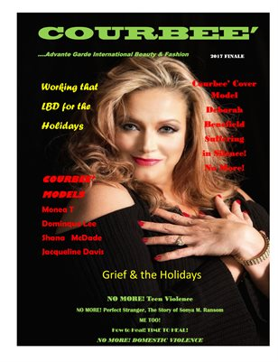 Courbee Magazine October Finale 2017