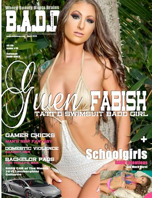 Swimsuit BADD Girls (Gwen Fabish issue)