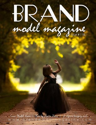 Brand Model Magazine  Issue # 118