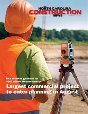 North Carolina Construction News (Fall 2020)