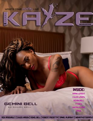 Kayze magazine issue 25 (Gemini bell) Lifestyle