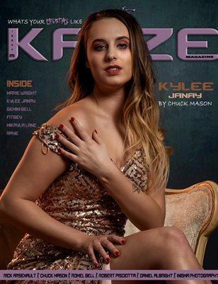 Kayze magazine issue 25 (Kylee Janay) Lifestyle