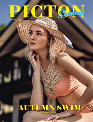 Picton Magazine November  2019 N342 Swimwear Cover 2