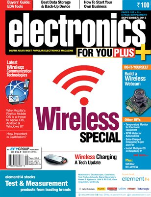 Electronics For You, September 2013