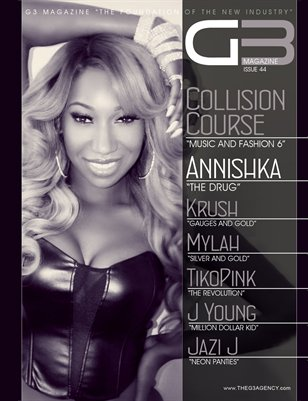 G3 Magazine Issue 44 (Annishka)