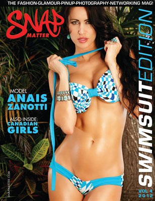 Snap Matter - 2012 Swimsuit Edition VOL4