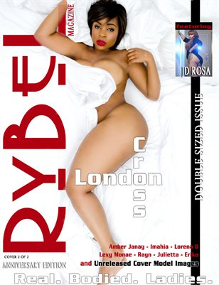 issue 8 the anniversary edition London Cross