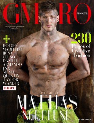 GMARO Magazine #15 MAY 2019
