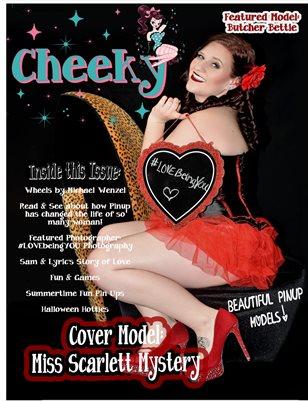 Cheeky Magazine October 2017