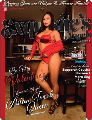 EA's Valentine's Issue 2017 #Asian Twerk Queen