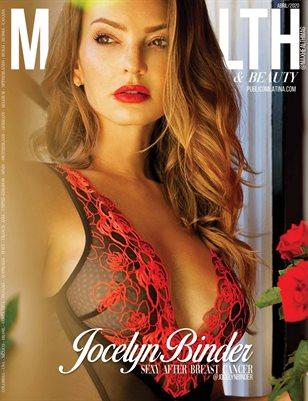 MAXHEALTH Magazine - JOCELYN BINDER - April/2020 - Issue #6