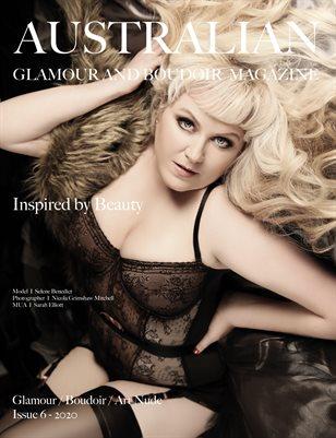 Australian Glamour and Boudoir Magazine - Edition 6
