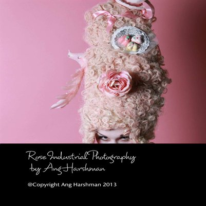 Rose Industrial Photography - Ang Harshman