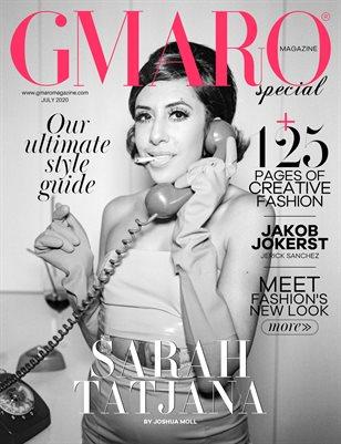 GMARO Magazine July 2020 Issue #08