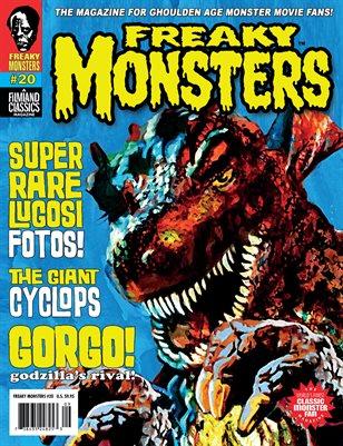 Freaky Monsters #20
