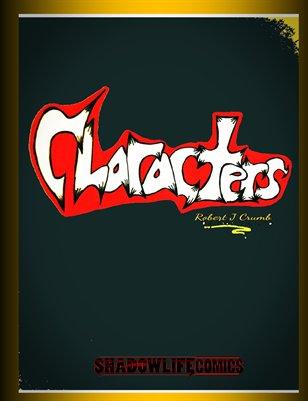 ShadowlifeComics Characters #1