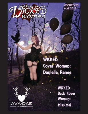 WICKED Women Magazine- WICKED 25: April 2016