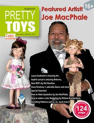 """Pretty Toys"" #6(18), 2013"
