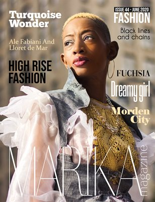 MARIKA MAGAZINE FASHION (June - issue 44)