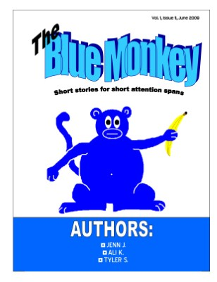 The Blue Monkey, Vol. 1I
