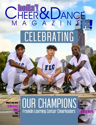 HOLLA'! Cheer and Dance Magazine - Winter 2020