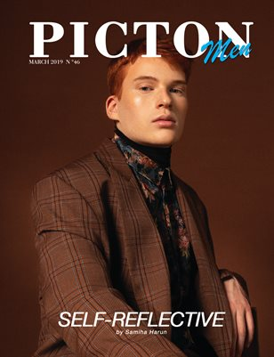 Picton Magazine MARCH 2019 MEN N46 Cover 1