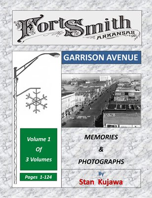 GARRISON AVENUE - VOL  1