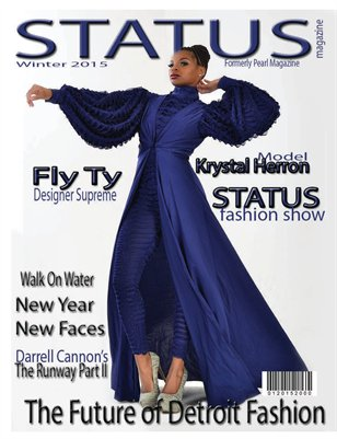 Status Magazine Winter 2015