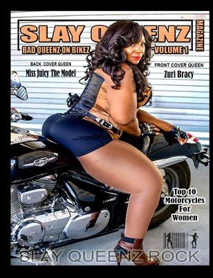 Slay Queenz Magazine 'Badd Queenz on Bikes' Vol.1