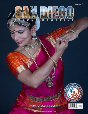 San Diego Talent Magazine July 2017 Edition