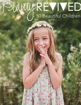 Beauty Revived 50 Beautiful Children 2016